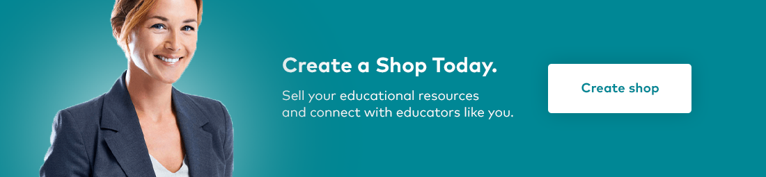 Create a Shop Today