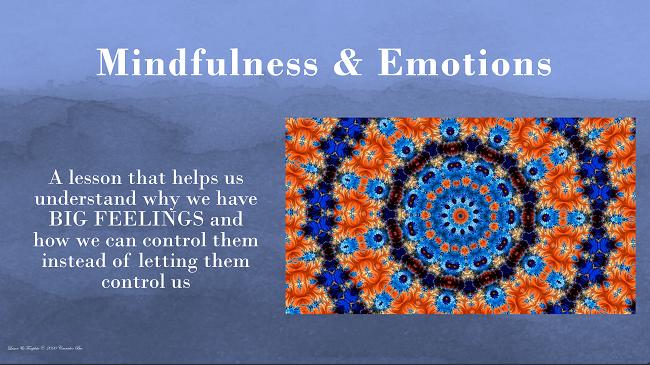 Mindfulness Emotional Regulation Self Control SEL No Prep LESSON 5 Videos