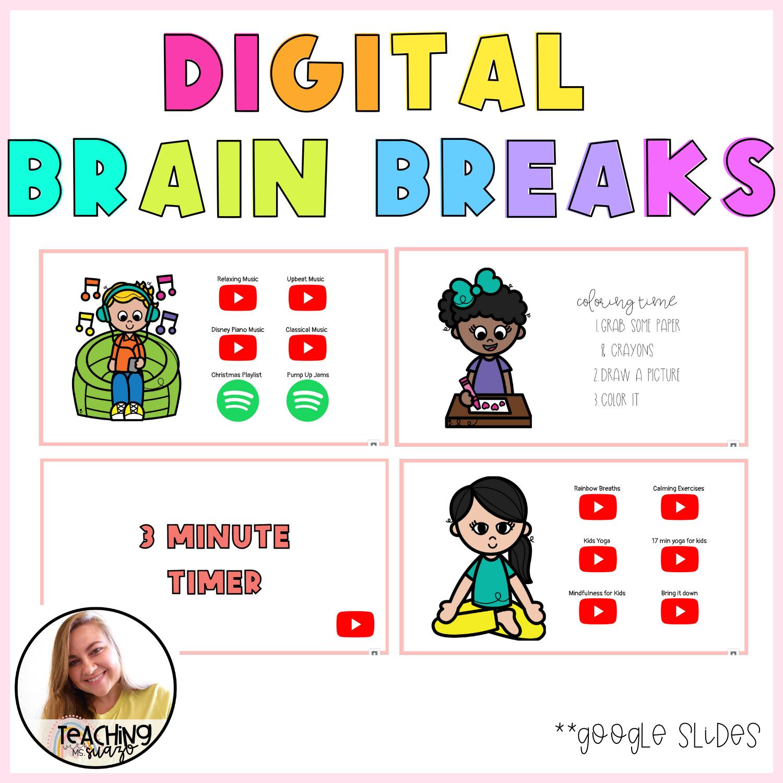 Digital Brain Breaks