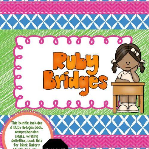 Ruby Bridges Black History Month Diversity Bundle