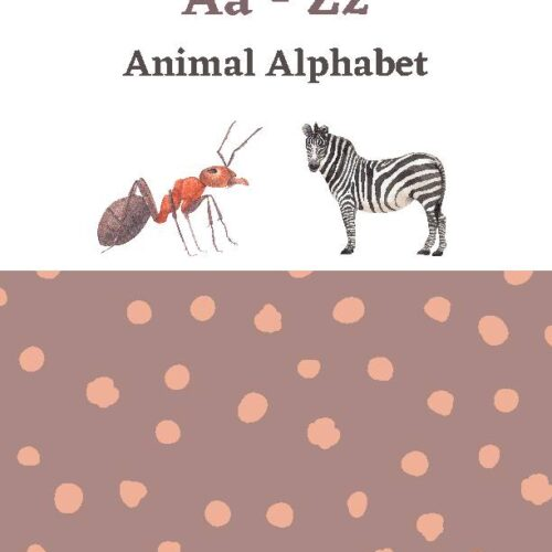 Learn the Alphabet A-Z with Animals
