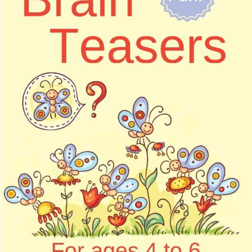 Brain Teasers: For Ages 4 to 8