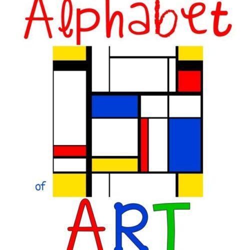 The Illustrated Alphabet of Art