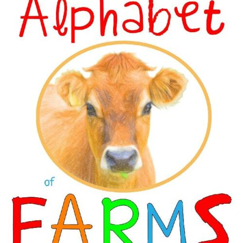 The Illustrated Alphabet of Farms