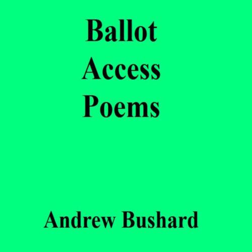 Ballot Access Poems