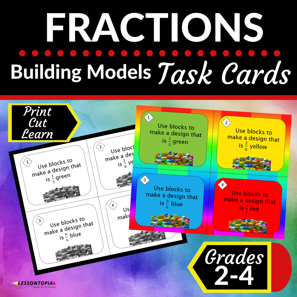 Fractions | Building Models's featured image