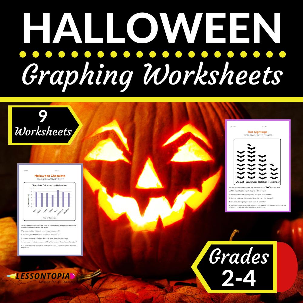 Halloween Graphing Activities's featured image