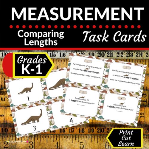 Measurement   Comparing Lengths