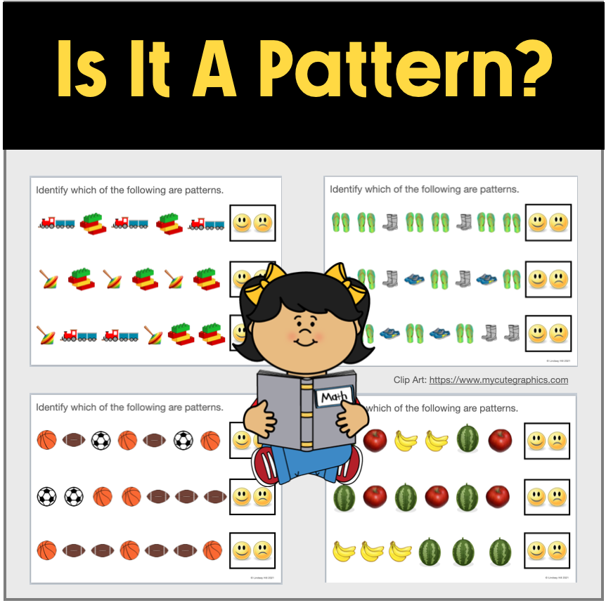 Is It A Pattern?