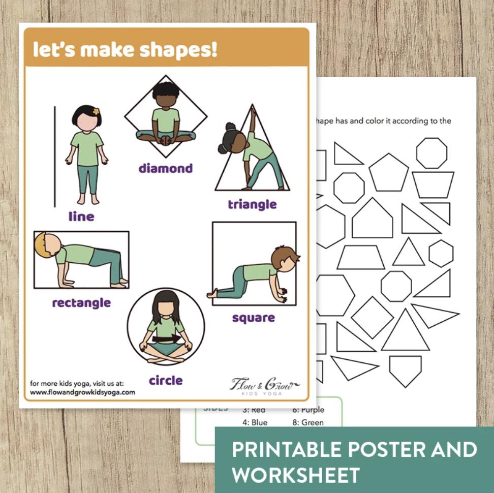 Let's Make Shapes