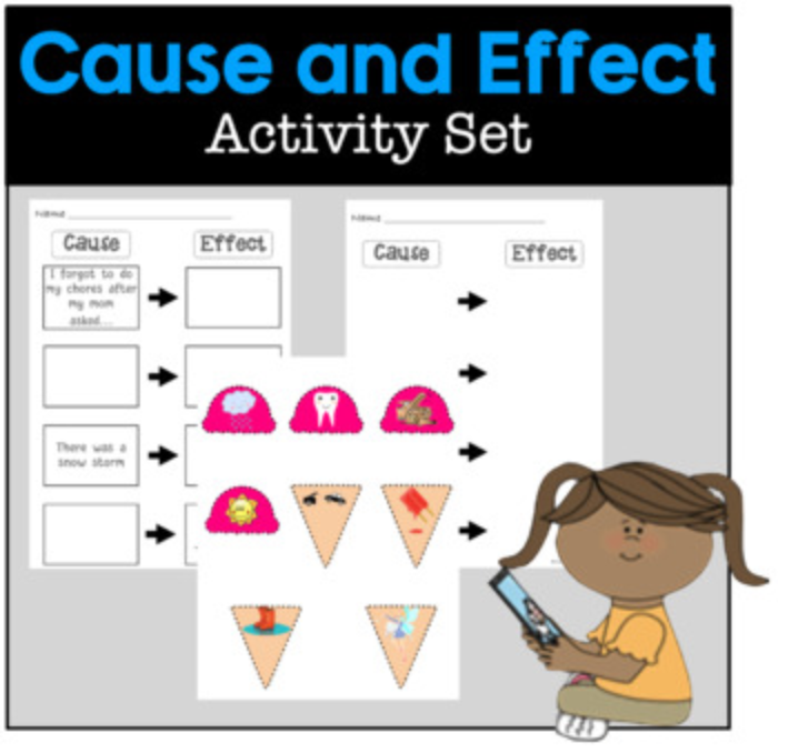 Cause and Effect Activities and Practice