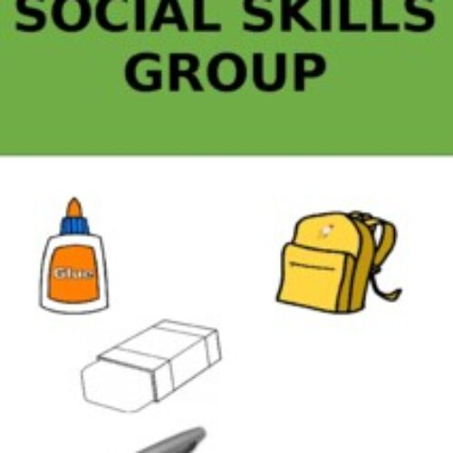 Back to School Social Skills Group Activity (Social-Emotional Learning) Entire Classroom