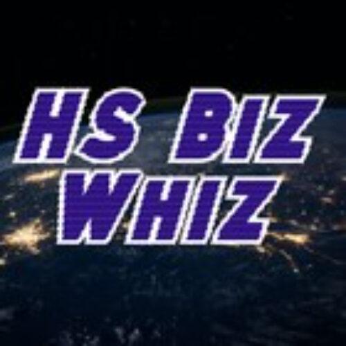 High School Business Whiz Shop