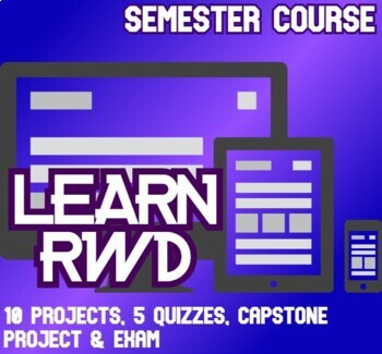 Learn Responsive Web Design Curriculum - HTML 5, CSS Grid, Accessibility *NEW*