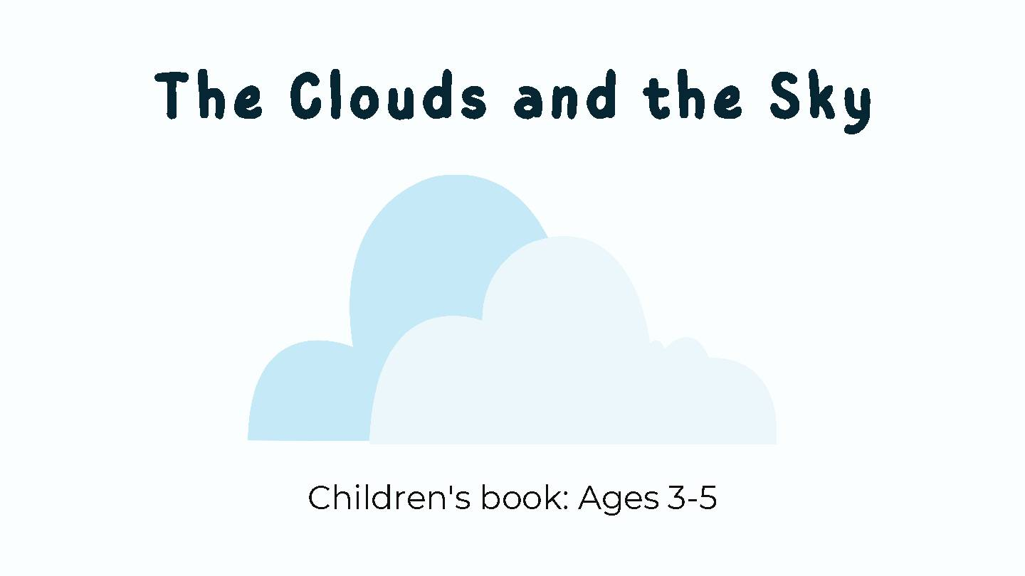 The Clouds and the Sky (Short Story)
