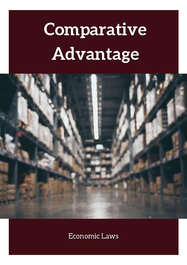 Comparative Advantage (Economic Laws)'s featured image