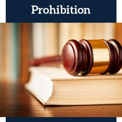 Iron Law of Prohibition (Economic Laws)