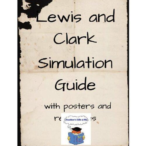 Lewis and Clark Simulation