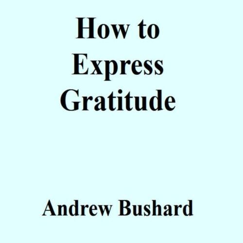 How to Express Gratitude
