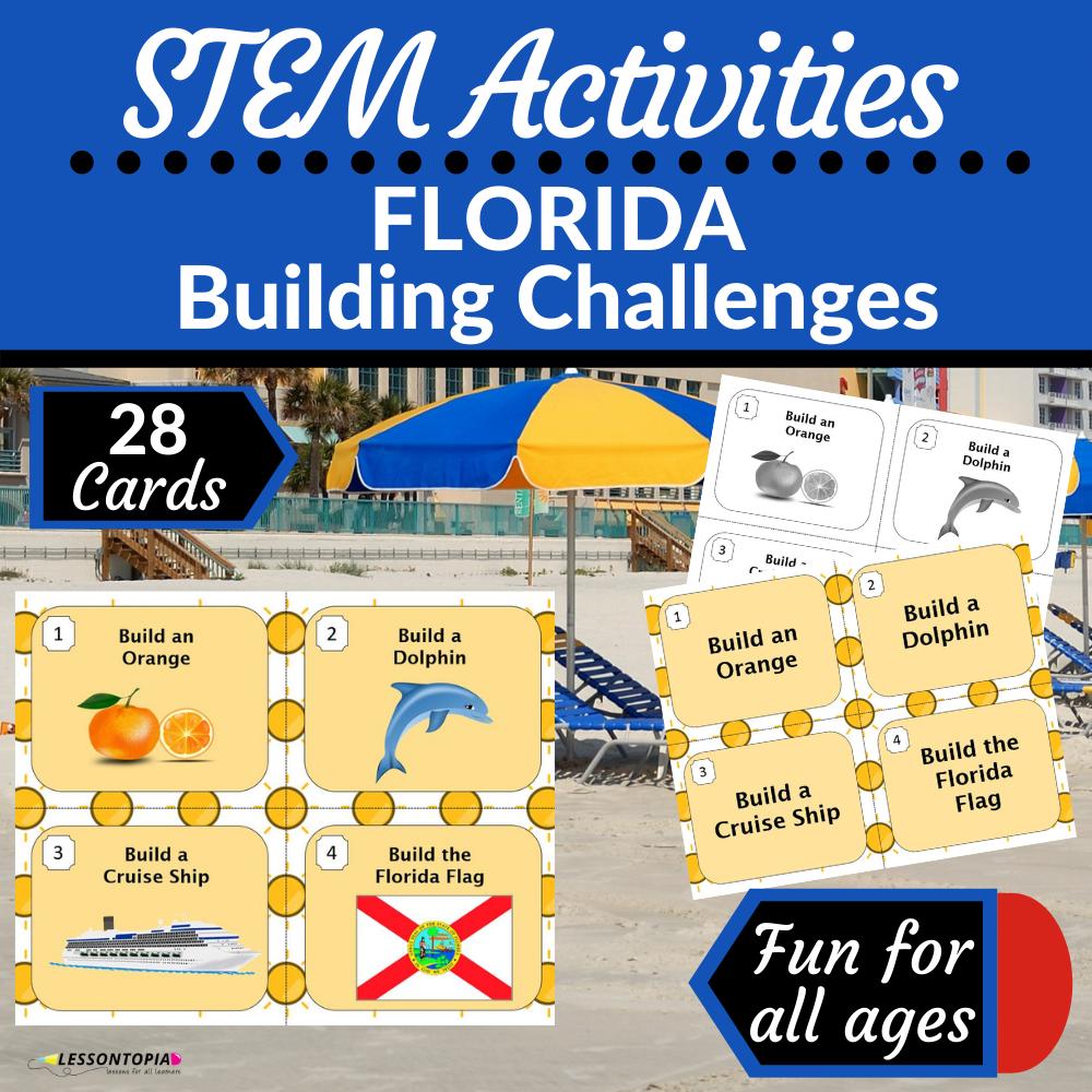 STEM Activities | Florida Building Challenges