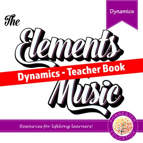 Dynamics - Teacher Book