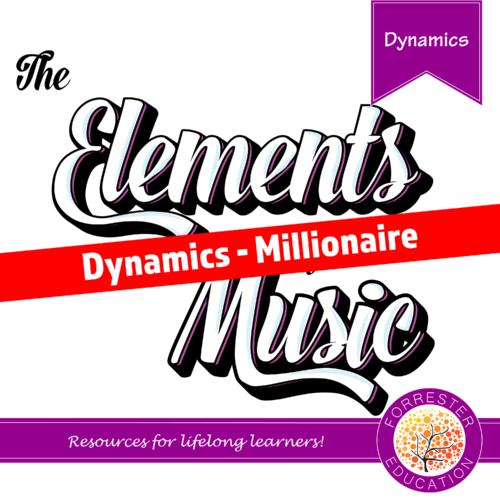 Elements of Music - Dynamics - Who Wants to Be a Millionaire?