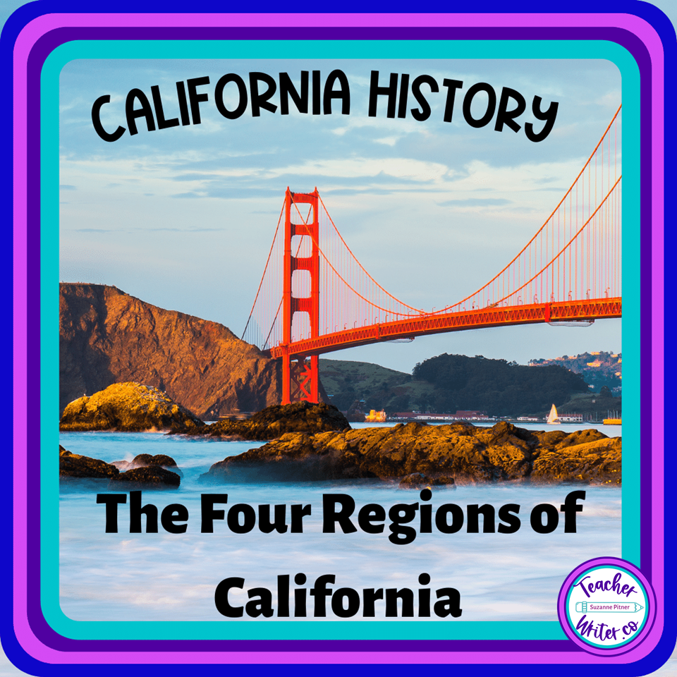 Four Regions of California with Video