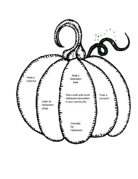 Halloween Specific Coping Skills Coloring Sheet (Social-Emotional Learning)