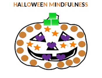 Halloween Social-Emotional Learning/ Growth Mindset Mindfulness Activity