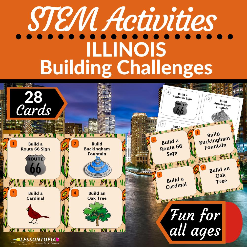 STEM Activities | Illinois Building Challenges