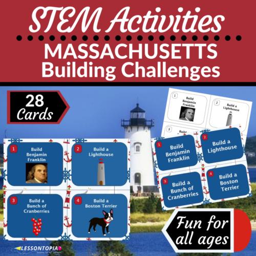 STEM Activities | Massachusetts Building Challenges