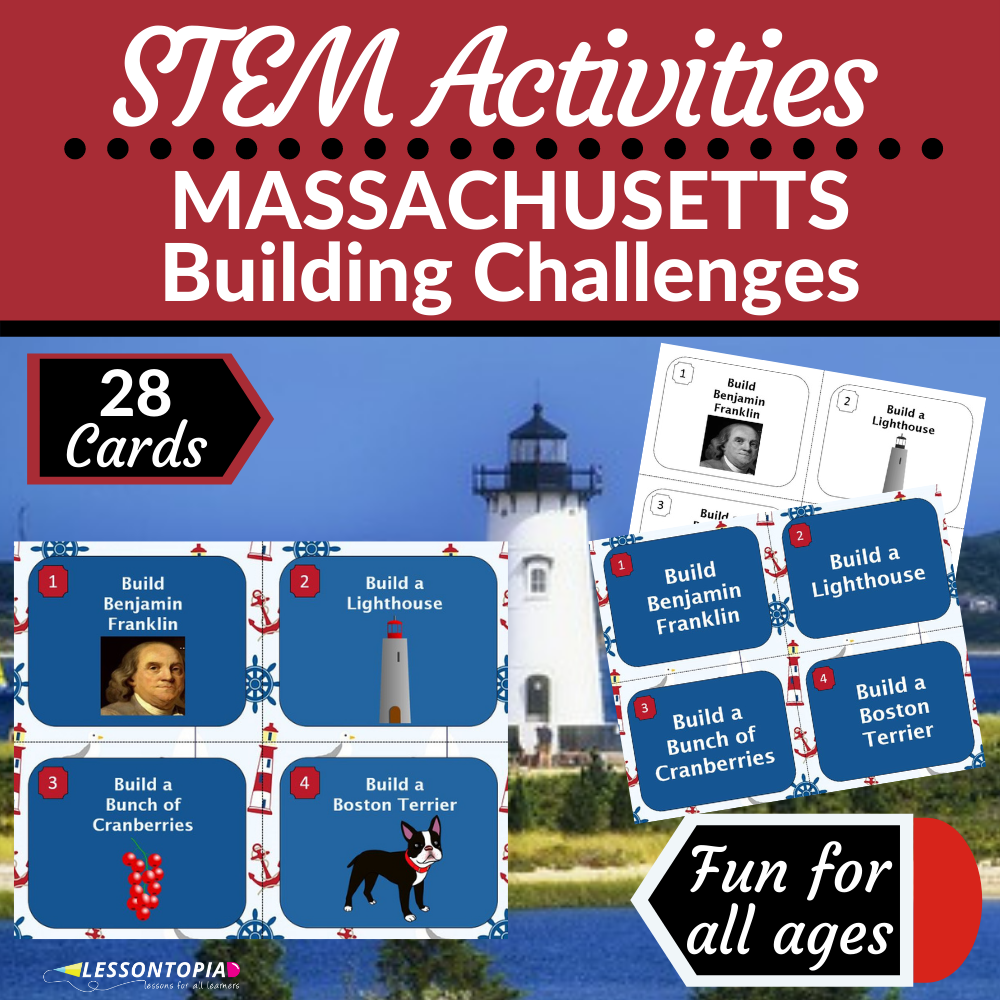 STEM Activities | Massachusetts Building Challenges's featured image