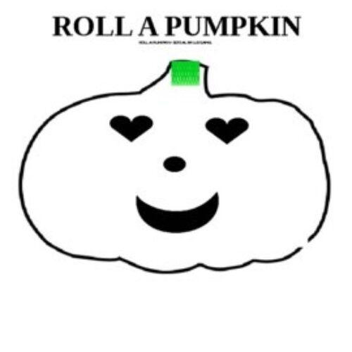 Halloween Social Skills Game: Roll a Pumpkin